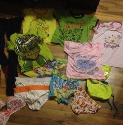 Îmbrăcăminte de la 4 ani