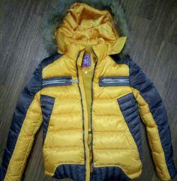 Куртка зимова нова