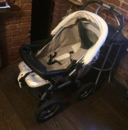 Stroller for parts, wheels capes belts