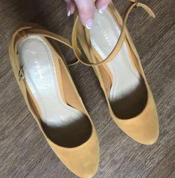 Туфли новые Bershka