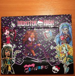 Monster High Picture Frame