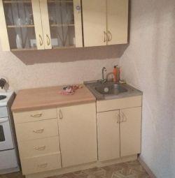 Apartment, 1 room, 38 m ²