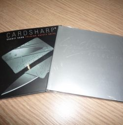 Cardsharp Knife Card