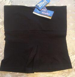 Pantaloni sport pentru slăbire cu o nouă etichetă