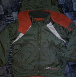Çift taraflı ceket 104р.