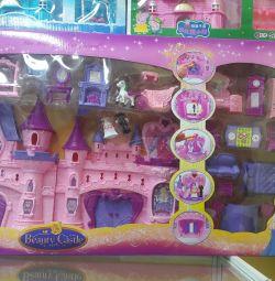 νέο τεράστιο κάστρο το όνειρό μου