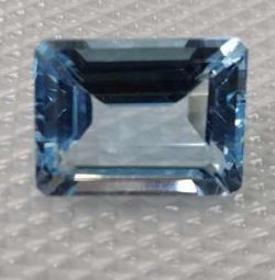 Its blue gem