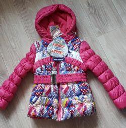 Jacheta nouă Orby Boom