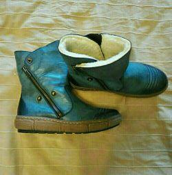 Riker Boots