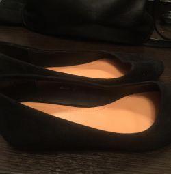 Παπούτσια μπαλέτου, μέγεθος 37