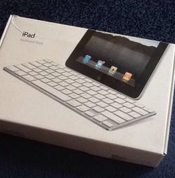 Keyboard for iPad.