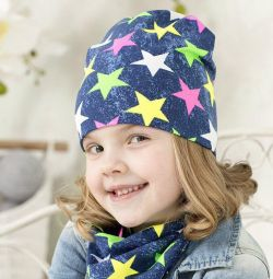 A monochromatic cap