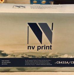 Картридж NV-Print аналог CB435A/CB436A/CE285A/C725
