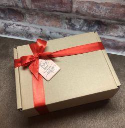 Set cadou pentru persoana iubită