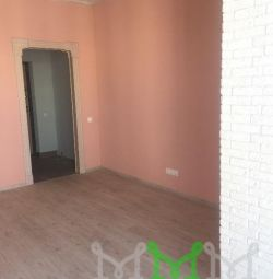 Apartament, plan deschis, 21,6 m²