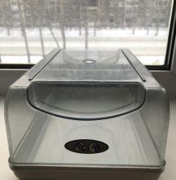 Compartimentul frigiderului