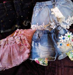 Shorts for girls !!!