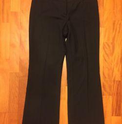 Pantaloni clasic negri