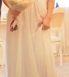 Весільна сукня в грецькому стилі