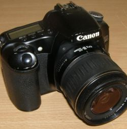 Digital SLR Camera Canon EOS 30D