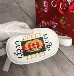 Τσάντα Gucci λευκό