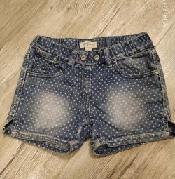 Denim Shorts Play today.