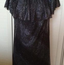 Βραδινό φόρεμα ατομική ραπτική