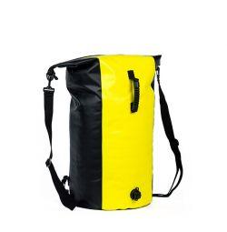 Σφραγισμένη σακούλα 60 λίτρων (ΚΙΤΡΙΝΟ)