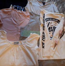 T-shirts, swingers, shirts