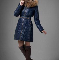 Νέο χειμερινό παλτό από Tafika