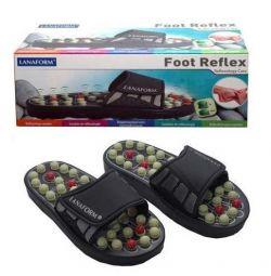 Reflex slippers of Lanaform (river 36-37)