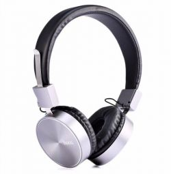 HOCO W2 Headphones with Microphone (Black)