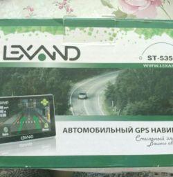 GPS πλοήγησης LEXAND ST-5350