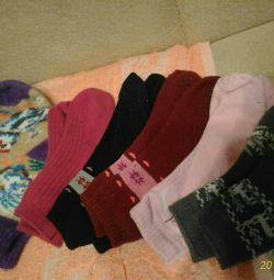 Κάλτσες ~ ~ 8 ετών