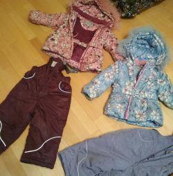 Χειμερινές φόρμες 80-86
