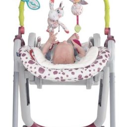 Arc Chicco polly with toys + mattress