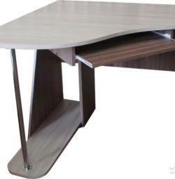 New Computer Table 236 Ash