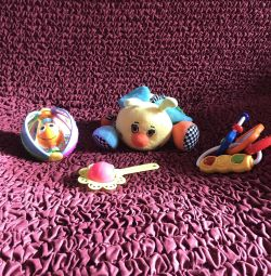 Toys for the newborn baby