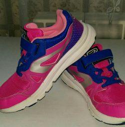 Kız r32 için spor ayakkabısı