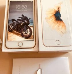 İPhone 6s Gold 64 gb satmak