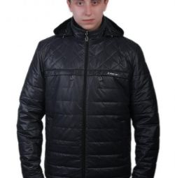 New demi-season jacket for size 52