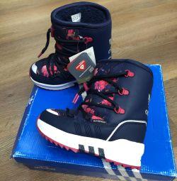 Adidas χειμωνιάτικες μπότες πρωτότυπο