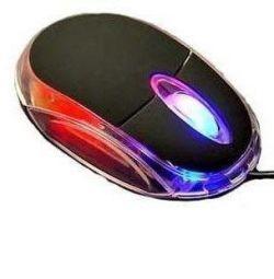 Νέο ποντίκι USB