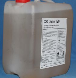 Alkaline cleaning agent CR 120 universal
