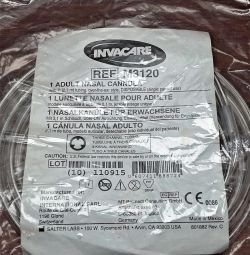 Invacare Nasal Cannula (Sealed)