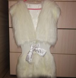 Waistcoat for girls