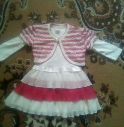 Φόρεμα μέχρι 1,5 χρόνια