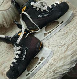 Patine Hockey BAUER, 32 de dimensiuni