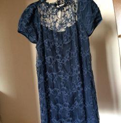Φόρεμα, δαντέλα, Ιταλία