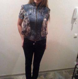 Джинси, блузка нові
